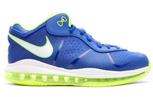 New Style Nike LeBron 8 V2 Low Sprite 2021 Debut Next Month